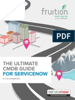 Ultimate CMDBGuide ServiceNow FruitionPartners