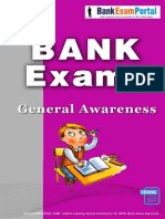 Free General Awarness e Book for IBPS SBI and All Bank Exams
