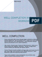 Well Completion and Workover