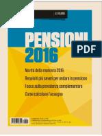 Il.sole.24.Ore.inserto.pensioni.2016