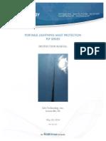 Plp Lightning Mast Manual