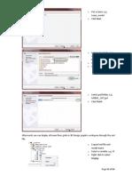 Training Notes Quality Modeling