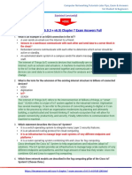 CCNA 4 Chapter 7 Exam Answers 2017 (v5.0.3 + v6.0) – Full 100%