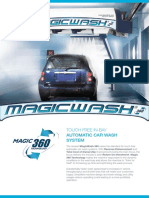 Magicwash 360 Touch Free Automatic Car Wash System