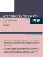 Ppt Necrotizing Enterocolitis