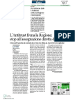 Revue de Presse Autolinee Toscane 13.07.2017