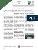 Le Parisien - Une nouvelle traversée s'ouvre au jardin des Halles
