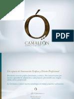 Folleto Camaleon