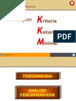 8. Penetapan KKM