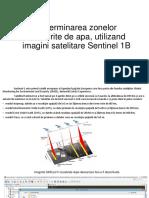 Teledetectie Lab 9-Determinarea Zonelor Acoperite de Apa