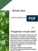 Minyak Atsiri ppt