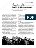 Nematode Control in the Home Garden