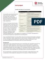 Conceptual Framework Project