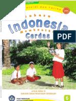 Bahasa Indonesia Membuatku Cerdas untuk SD/MI Kelas 6