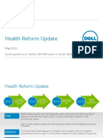 Health Reform Update