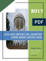 site visit report -6 TH SEM -dss.docx