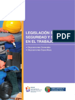 Osalan Legislacion Seguridad Salud Trabajo Generales Especificas