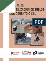CF-Manual de Estabilizacion de Suelos Con Cemento o Cal - CivilFree.com