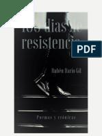 100 días de RESISTENCIA.  Poemario