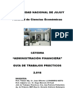 Trabajo Práctico Integral Financiera 2016