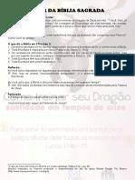 03 - O Valor Da Bíblia Sagrada
