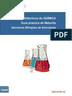 Publicación de Química 2012