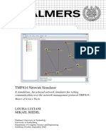 TMF814 Network Simulator
