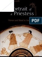 Portrait of a Priestess (part)