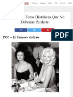 A20 lucinantes Fotos Históricas Que No Deberías Perderte.