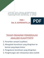GRAVIMETRI KA1