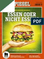 Der Spiegel Nachrichtenmagazin (HD Version) No 28 Vom 08. Juli 2017 (ISSN 0038-7452)