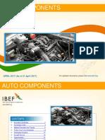Auto Components April 2017