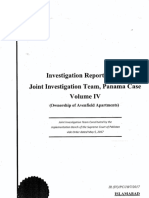Panama JIT Final Report - Vol-IV (Ownership of Avenfield Apartments)