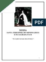 Novena de Santa Terezinha Do Menino Jesus