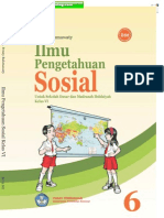 Ilmu Pengetahuan Sosial (IPS) untuk SD/MI Kelas 6