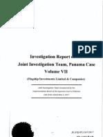 Panama JIT Final Report  Vol-VII (Flagship)