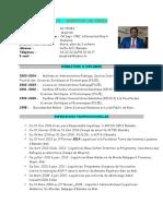 CV - Muphtah Actualisé