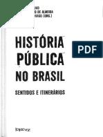 Frisch,m - A Historia Pública Não é Uma via de Mão Única