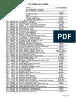 Manual de Partes TK-70