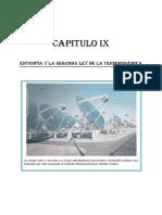 CAPITULO IXtermodinamica.docx