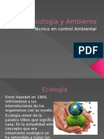 Ecología y Ambiente