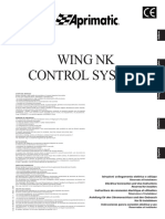 Manual de Control Wing Nk-1