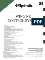 Manual de Control Wing Nk-1