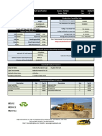 Otr Debeader Portable Diesel Spec Sheet