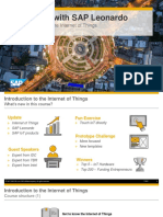 OpenSAP Iot3 Week 1 All Slides