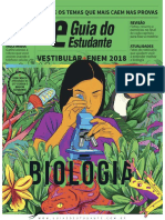 #Revista Guia do Estudante Vestibular+Enem - Biologia (2018)