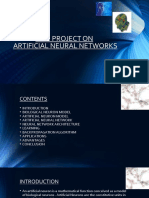 Artificial Neural Networks_MiniProject