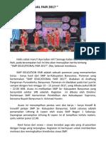 Smp Educational Fair 2017
