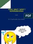 Asam Urat / Gout / Hiperurisemia