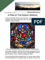 Pastor Bill Kren's Newsletter - July 16, 2017